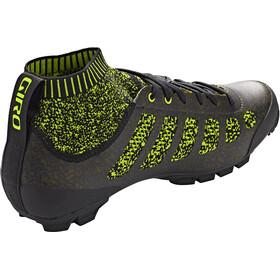 Giro Empire Vr70 Knit Buty Mężczyźni, lime/black